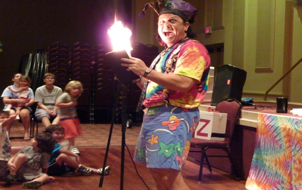 Home Ziggy The Clown